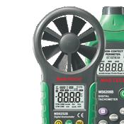 Tachometers & Anemometers