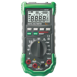 Digital Multimeter With Environment 5 in 1 MS8229