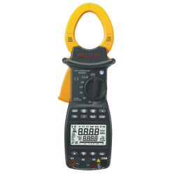 Тhree Phase Digital Power Clamp Meter with RS232 MS2203