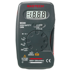Pocket Digital Multimeter М300
