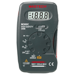 Digital Multimeter M300C