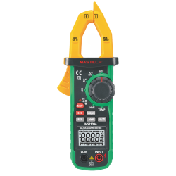 Digital AC / DC Clamp Meter MS2109A