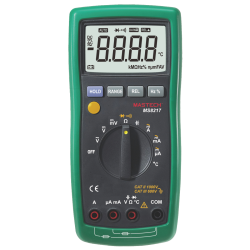 Digital Multimeter MS8217