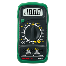Digital Multimeter MAS838