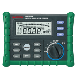 Digital Insulation Tester MS5205B