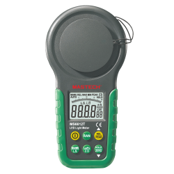 Digital light meter MS6612T