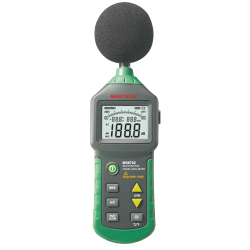 Digital Sound Level Meter With Temperature MS6702