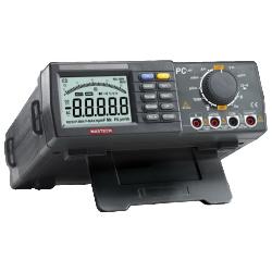 Digital desktop multimeter with RS232 MS8040
