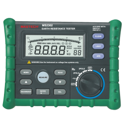 Earth Resistance Tester MS2302