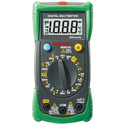 Digital Multimeter MS8233C