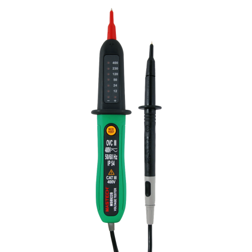 Тестер за елктроинсталации с функция за ДТЗ MS8922B - 1