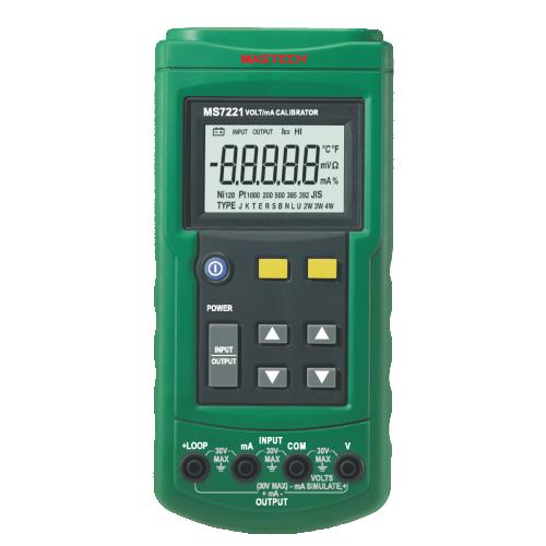 Calibrator MS7221 - 1