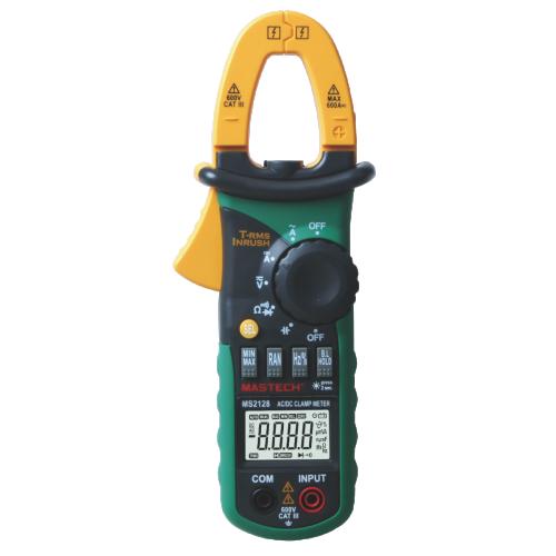 Digital AC / DC Clamp Meter MS2128 - 1