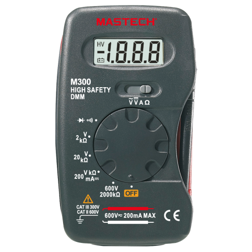 Pocket Digital Multimeter М300 - 1