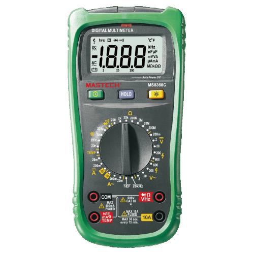 Цифров мултицет MS8360C - 1