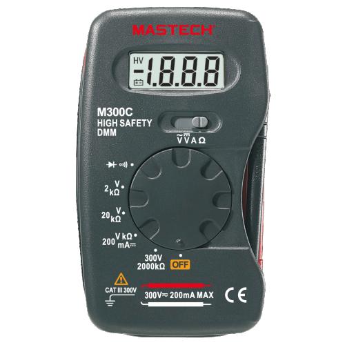 Digital Multimeter M300C - 1