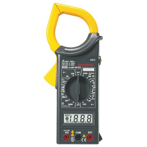 Цифрови AC амперклещи M266 - 1
