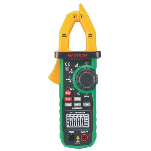 Цифрови AC амперклещи MS2009C - 1