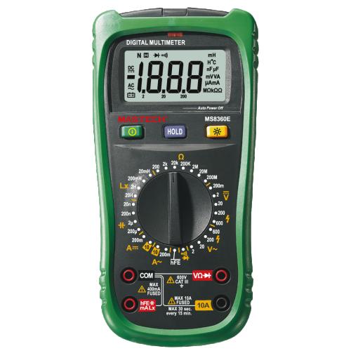 Цифров мултицет MS8360E - 1