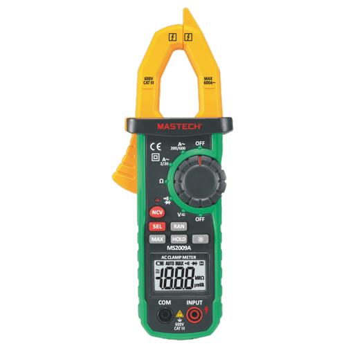 Цифрови AC амперклещи MS2009A - 1