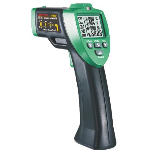 Инфрачервен термометър MS6530T - 1