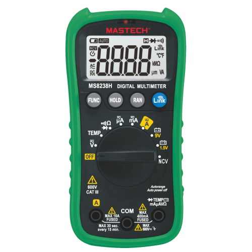 Digital Multimeter With Wireless MS8238H - 1