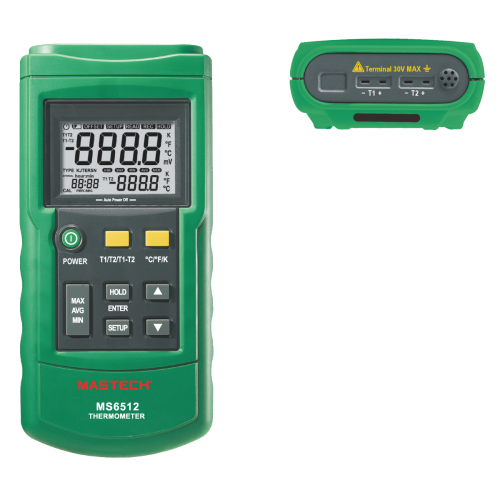 Digital thermometer MS6512 - 1