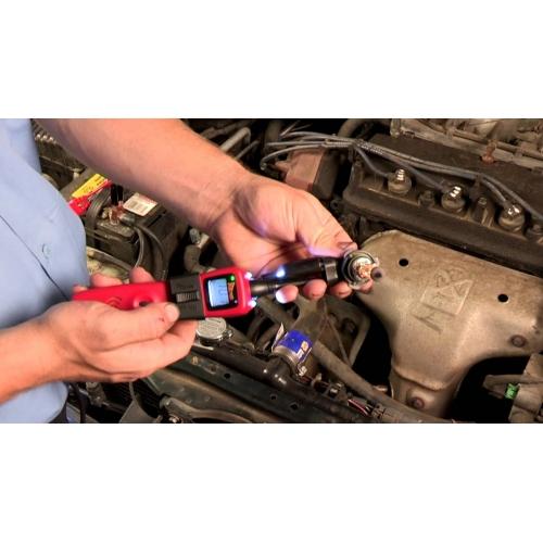 Digital voltmeter for diagnostics of automotive installations PP319FTCRED, Power Probe Tek - 5
