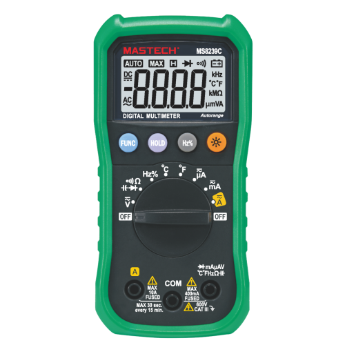 Digital Multimeter MS8239C - 1