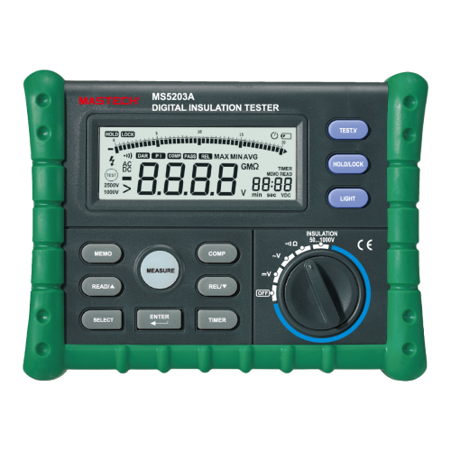 Digital Insulation Tester MS5203A - 1