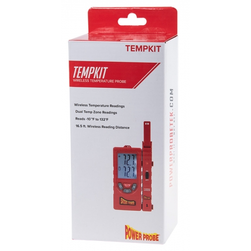 Digital Therometer TEMPKIT, Power Probe Tek - 4