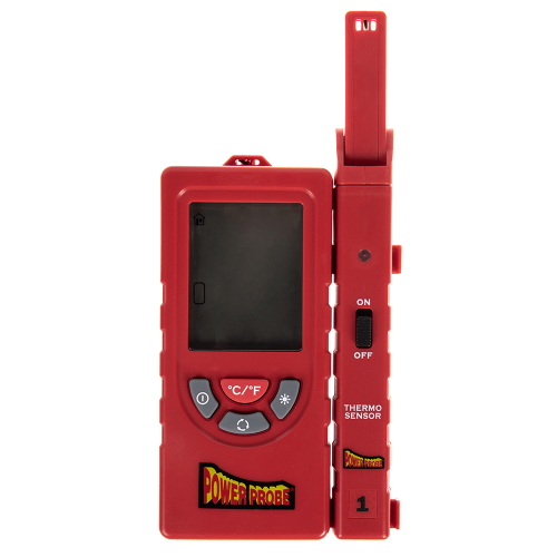 Digital Therometer TEMPKIT, Power Probe Tek - 1
