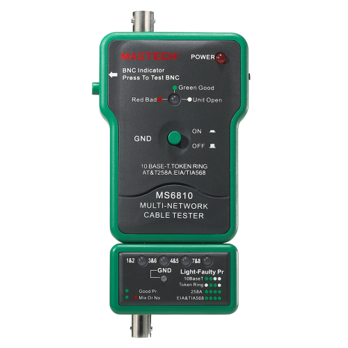 Network Cable Tester MS6810 - 1