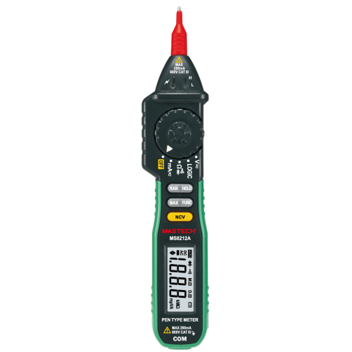 Pen-type Digital Multimeter MS8212A - 1