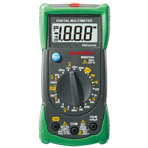 Digital Multimeter MS8233A - 1