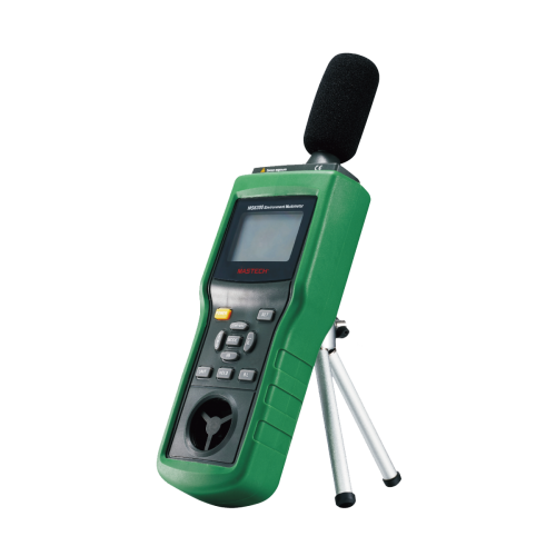 Multi-Functions Environment Tester MS6300 - 3