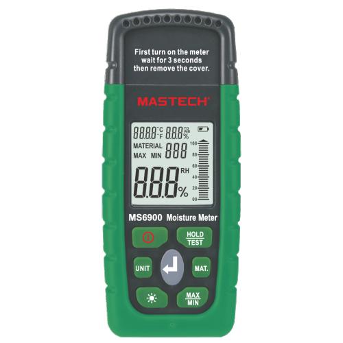Цифров влагомер MS6900 - 1