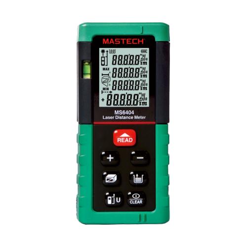 Лазерна ролетка MS6404 - 1
