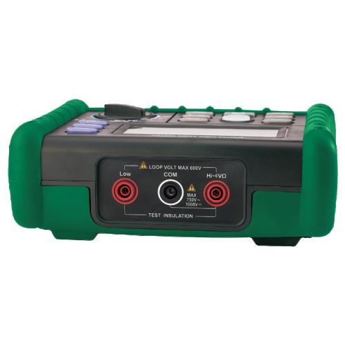 Digital Insulation Tester MS5205B - 2