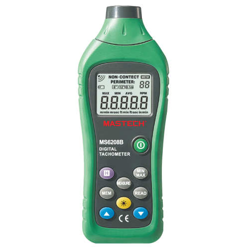 Digital Tachometer (Non-Contact) MS6208B - 1