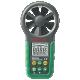 Цифров анемометър MS6252A - 1