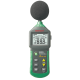 Digital Sound Level Meter With Temperature MS6702 - 1