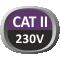 CAT II 230V