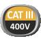 CAT III 400V