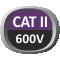 CAT II 600V